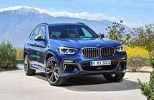 Новый BMW X3 доступен для заказа в Казахстане