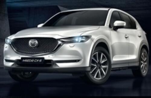 Новый Mazda CX-5 2017 уже в продаже!
