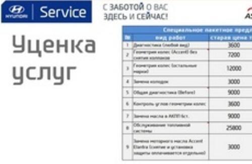 Уценка сервисных услуг!