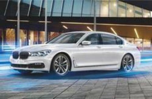 BMW 7 серии. Специальная выгода 10%