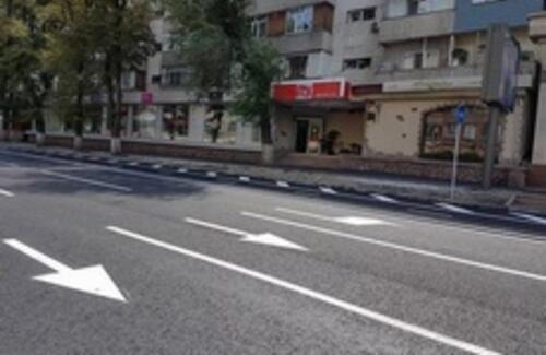 Улица Шевченко в Алматы стала односторонней