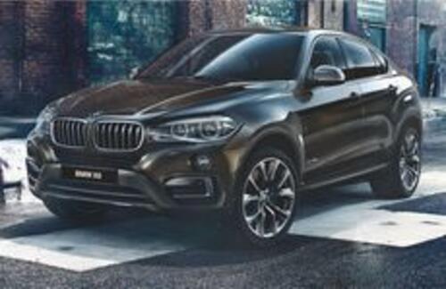 Специальные условия покупки BMW X6