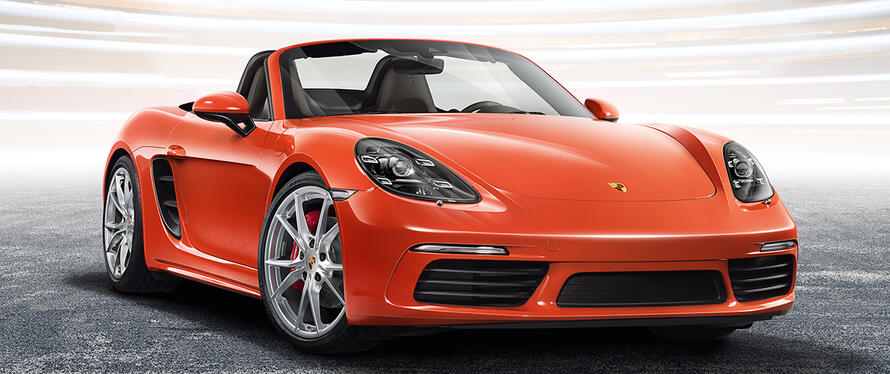 Porsche 718 Boxster S