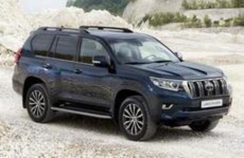 Новый Toyota Land Cruiser Prado представлен официально