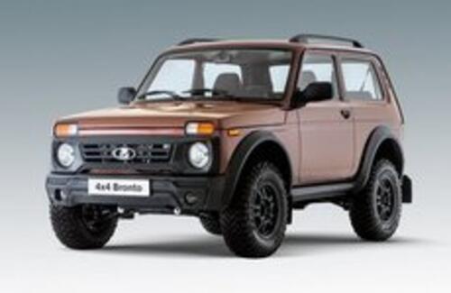 Lada выпустила топовый внедорожник 4×4 Bronto