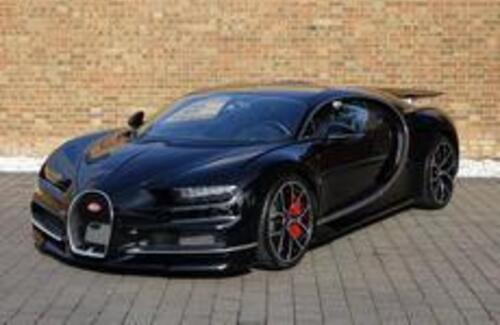 Самый быстрый в мире автомобиль впервые выставили на перепродажу