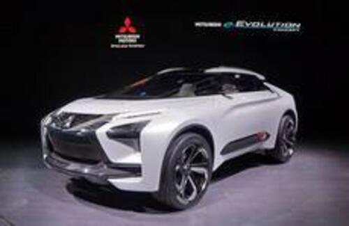Mitsubishi представила новый Evolution