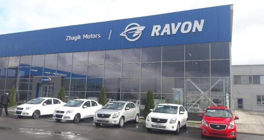 Zhayik Motors, Уральск, ул. Жамбыла, 253