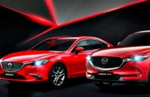 Mazda с преимуществом до 1 000 000 тенге!