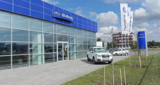 Zhayik Motors Subaru, Уральск, ул. Джамбула, 253 Б
