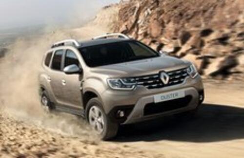 Renault Duster второго поколения представили официально