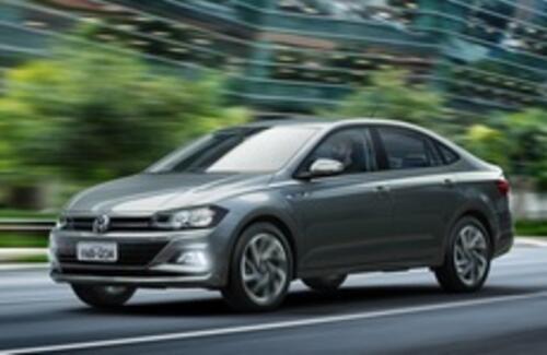 Седан Volkswagen Polo нового поколения представили официально
