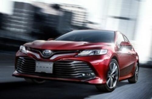 Новая Toyota Camry приедет в Казахстан весной