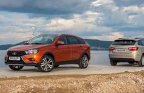Универсалы Lada Vesta SW будут собирать в Казахстане
