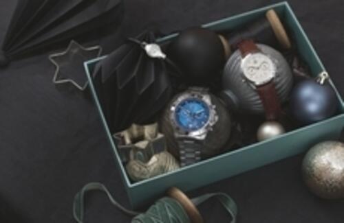 Новогодние подарки из коллекции BMW