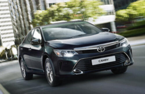 Названы самые популярные автомобили в Казахстане