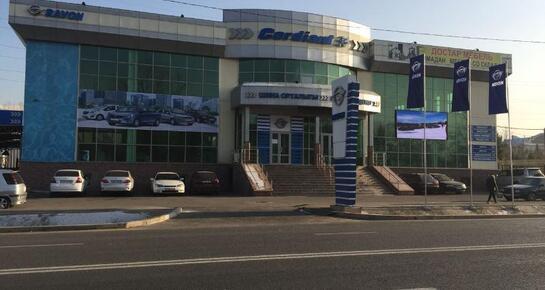 Ravon Allur Auto, Алматы, ул. Жандосова, 2 Б, уг. ул. Яссауи