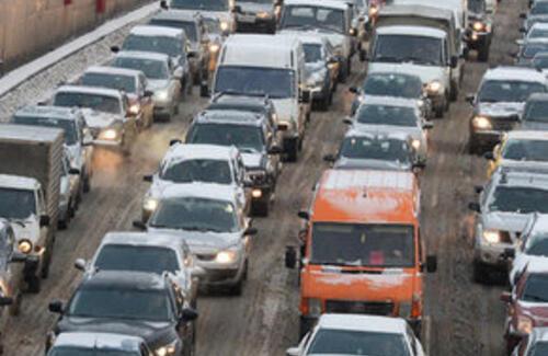 Автомобильный парк Казахстана стареет