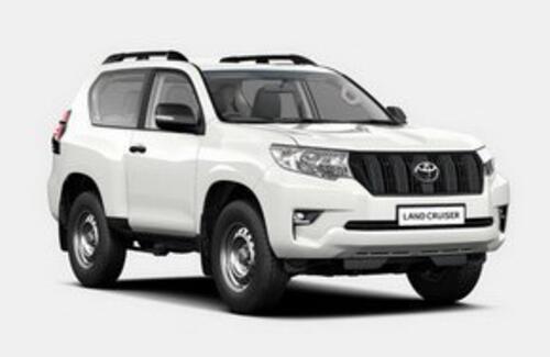 Toyota представила бюджетный Land Cruiser Prado
