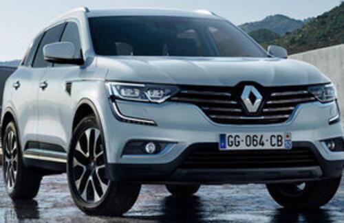 Renault Koleos выходит на казахстанский рынок