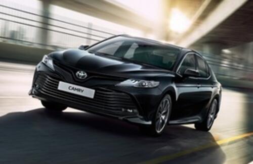 """""""Казахстанская версия"""" Toyota Camry 70 получит старые моторы"""