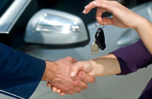 Казахстанцы стали покупать больше автомобилей