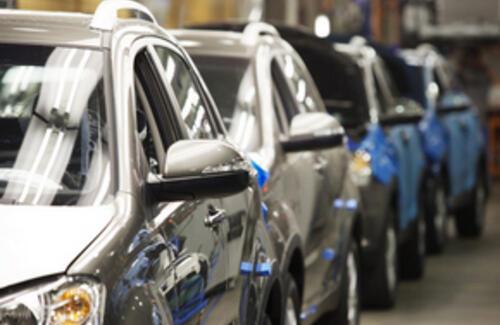 Рекордное количество машин зарегистрировано в Казахстане