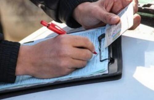 Полицейским разрешат лишать водителей прав самостоятельно