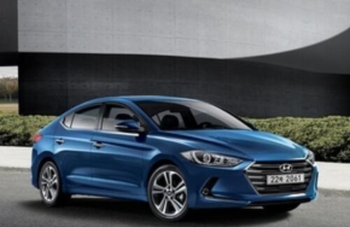 Обновлённый Hyundai Elantra представят летом
