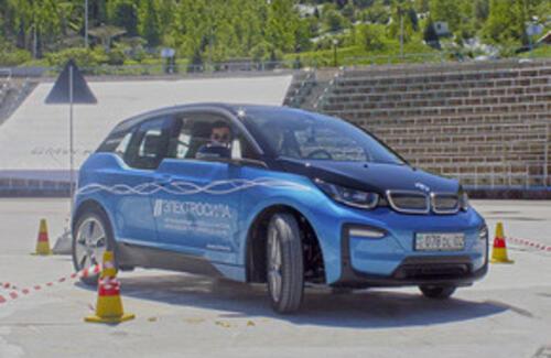 BMW в Казахстане - итоги и планы