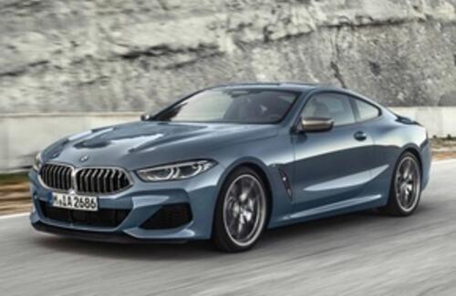 BMW 8 Series представили официально