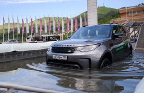 Впервые в Алматы: роуд-шоу «Jaguar Land Rover Tour – 2018»