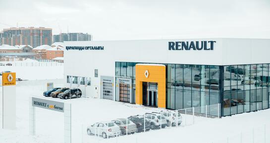 Renault Центр Караганда, Караганда, 137 учётный квартал, строение 046