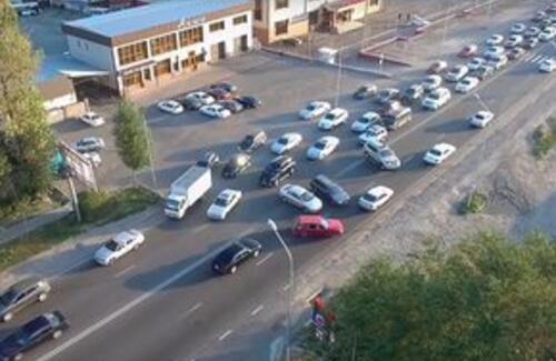 Трассу Алматы - Талгар расширят до четырех полос