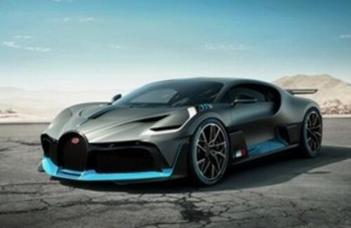 Bugatti представила свой новый гиперкар Divo