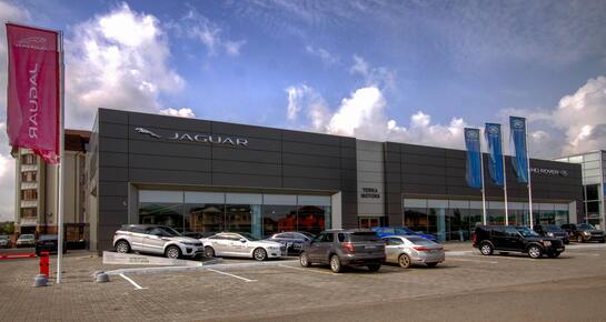 Land Rover Terra Motors, Астана, Кургальджинское шоссе, 7 А