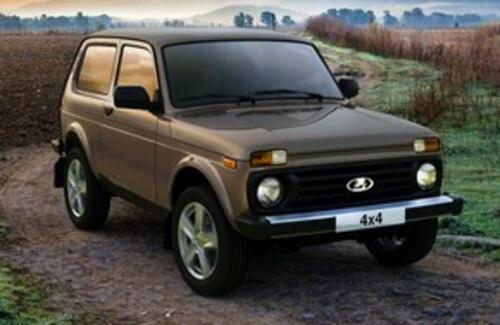 Внедорожник Lada 4x4 запретили заправлять бензином АИ-92