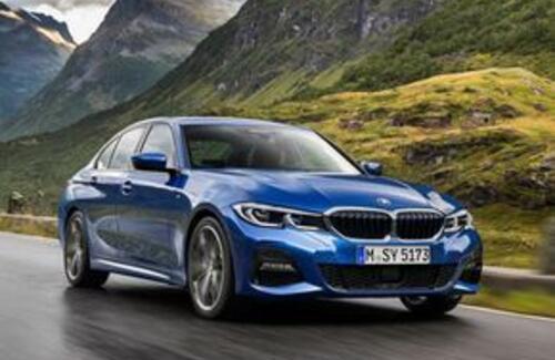 Новое поколение BMW 3 Series представили официально