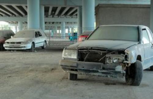 В Астане будут утилизировать брошенные машины