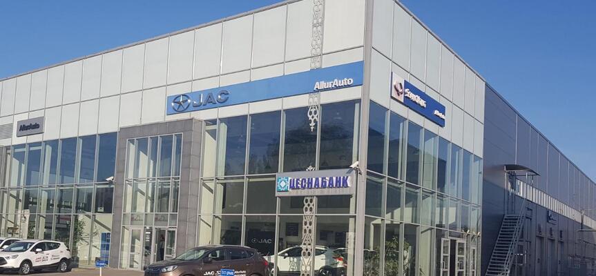 JAC Allur Auto, Алматы, пр. Суюнбая, 159 А, уг. пр. Рыскулова