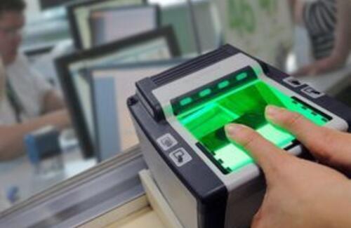 Зарегистрировать автомобиль можно будет по отпечатку пальца