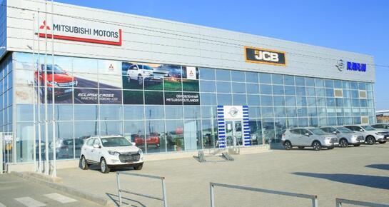 Eurasia Motor Atyrau Mitsubishi, Атырау, Северная промзона 33, Астраханская трасса
