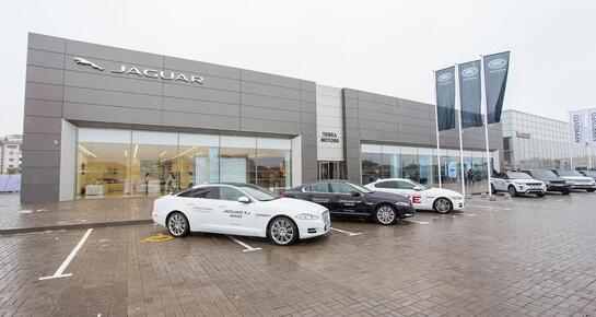 Jaguar Terra Motors, Астана, Кургальджинское шоссе, 7 А
