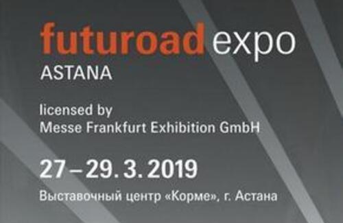 Futuroad Expo Astana 2019