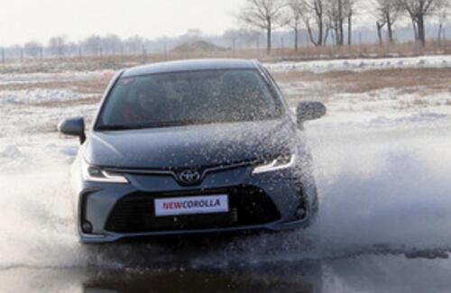 Новая Toyota Corolla. Новые перспективы.
