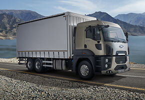 Ford Cargo 2533