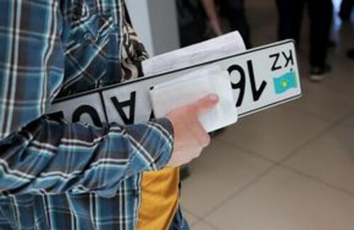 Ставить авто на учёт без техосмотра можно будет в Казахстане