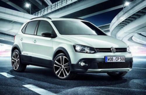 Volkswagen Polo станет кроссовером