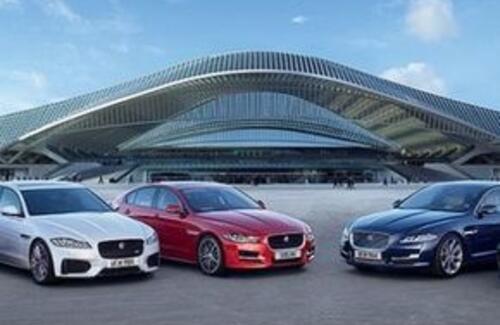 Автомобили семейства Jaguar с выгодой до 4 000 000 тг