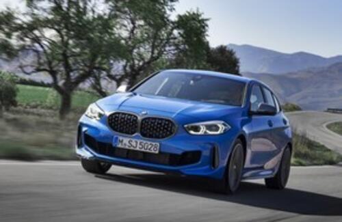 BMW рассекретила новое поколение хэтчбека 1 Series